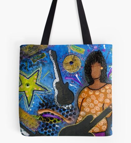 Humbly Approaching Stardom Tote Bag