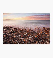 Sunrise Shoreline Photographic Print