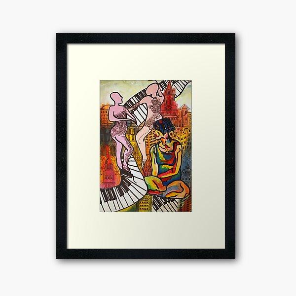 Chrome-atics Framed Art Print