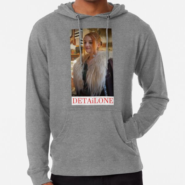 Potrait made by Blunder for Detailone.  Lightweight Hoodie
