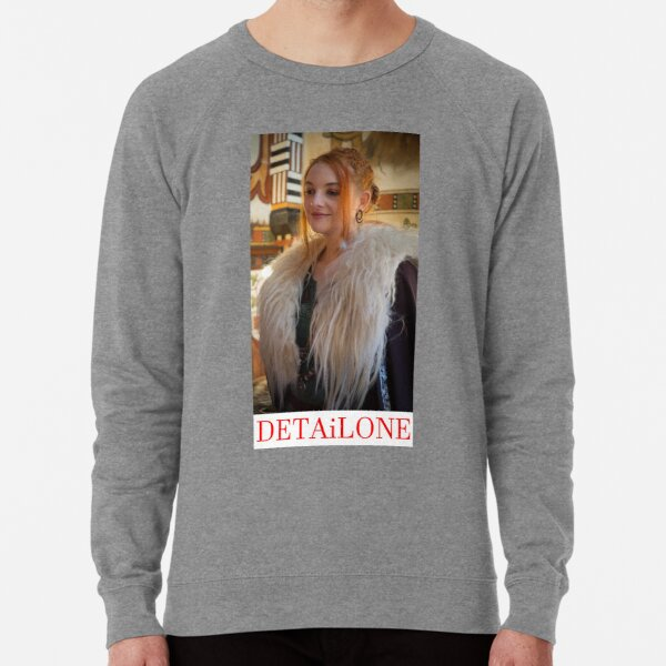 Potrait made by Blunder for Detailone.  Lightweight Sweatshirt