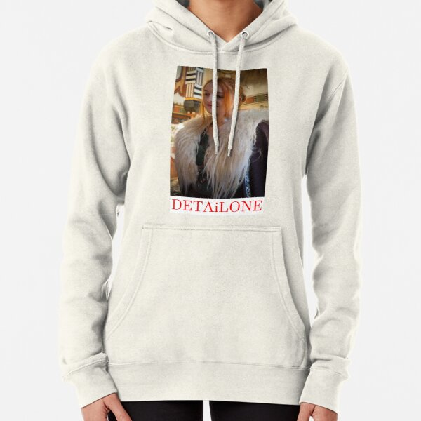 Potrait made by Blunder for Detailone.  Pullover Hoodie