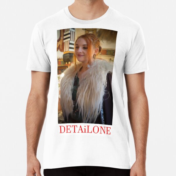 Potrait made by Blunder for Detailone.  Premium T-Shirt