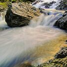 Water Slows Down by Chris Cherry