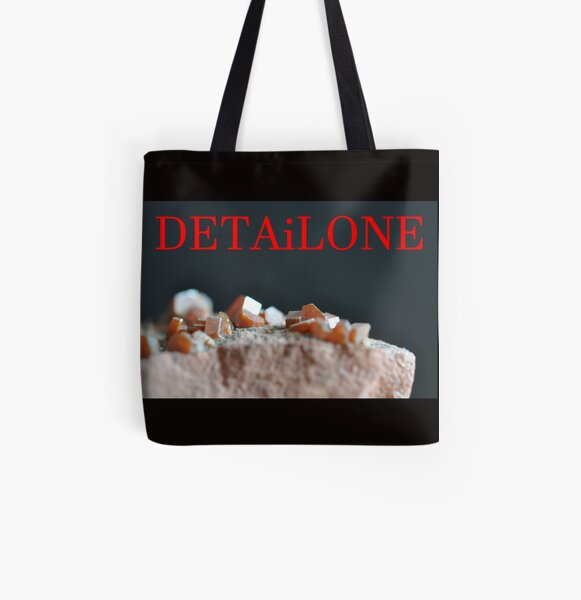 Detailone sticker All Over Print Tote Bag