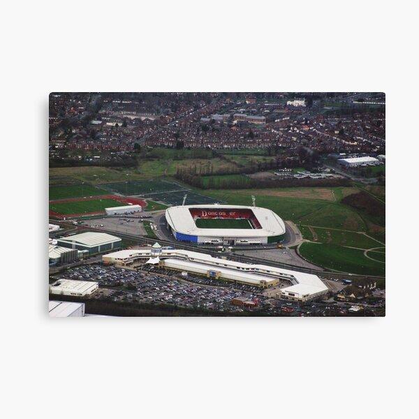 Doncaster Rovers - Keepmoat Stadium Canvas Print