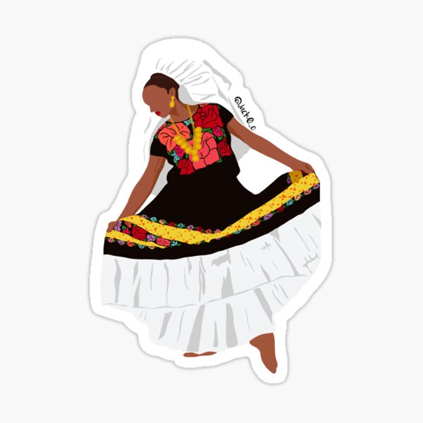 Oaxaca  Sticker