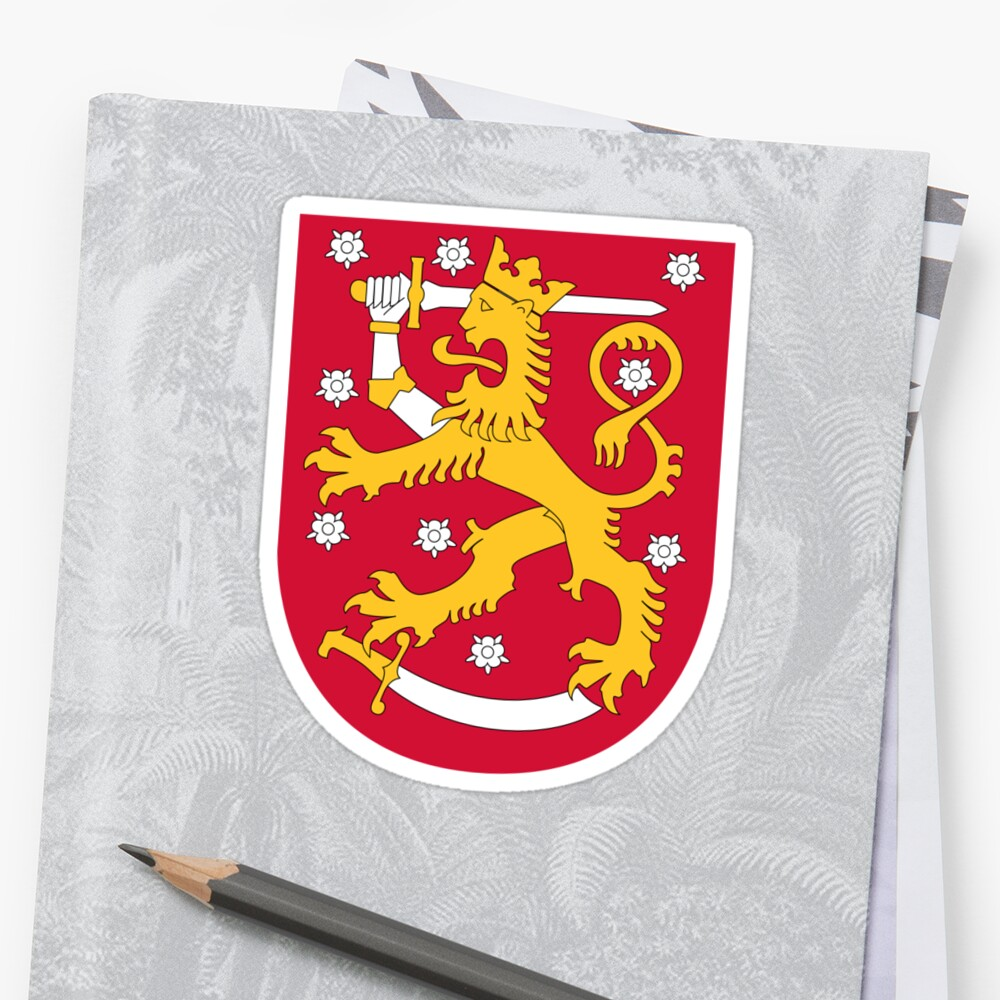 Finland Coat of Arms by rcvan