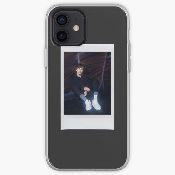 Timothée Chalamet Polaroid 2.0 Coque souple iPhone