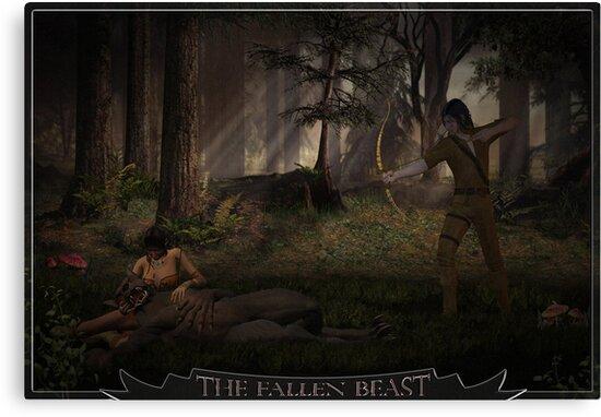 Fallen Beast by Spyder