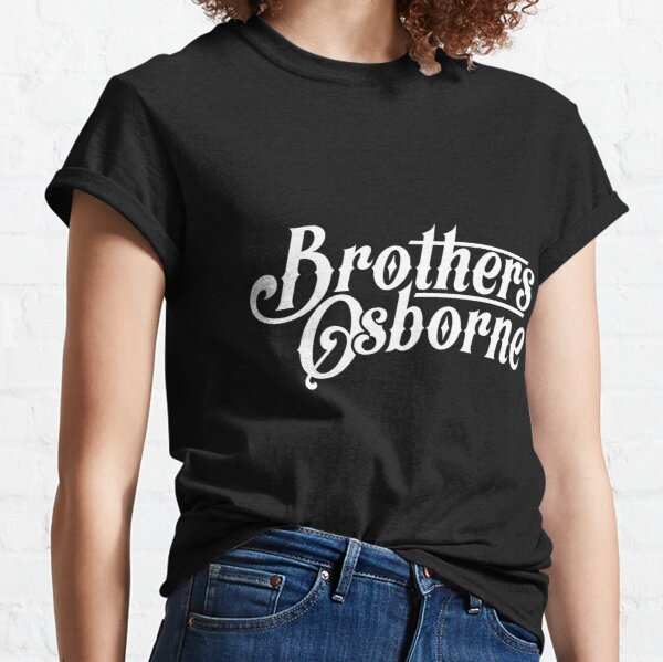 BEST SELLER MUSICIAN BROTHERS OSBORNE #08 FENOMENAL DUET INTERNATIONAL  Classic T-Shirt