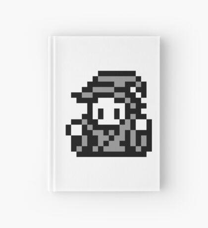 8-Bit Wizard Hardcover Journal