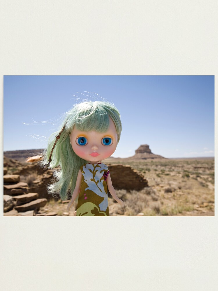 Alternate view of Spirit of Chaco Culture National Park Photographic Print