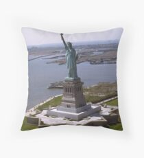 Cojín Statue of Liberty Photograph - 7