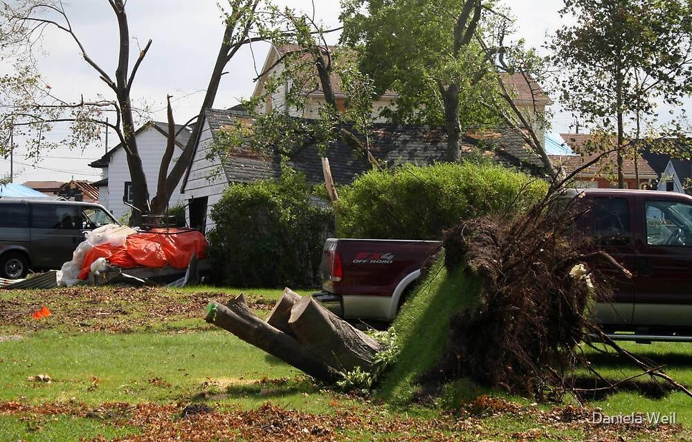 2011 08 21 Goderich, Ont. Tornado One Week Later Aftermath 6688 by Daniela Weil
