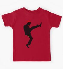 The [11th] Doctor of Silly Walks Kids Clothes