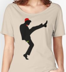 The [11th] Doctor of Silly Walks Women's Relaxed Fit T-Shirt