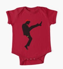 The [11th] Doctor of Silly Walks One Piece - Short Sleeve