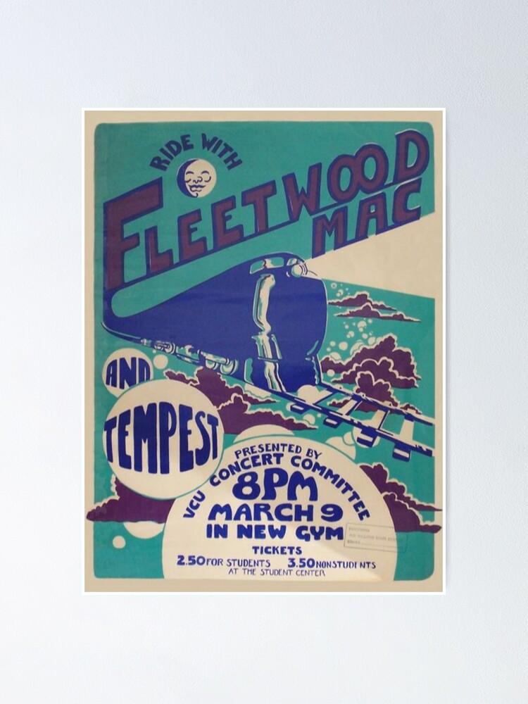 Alternate view of classic rock album Poster