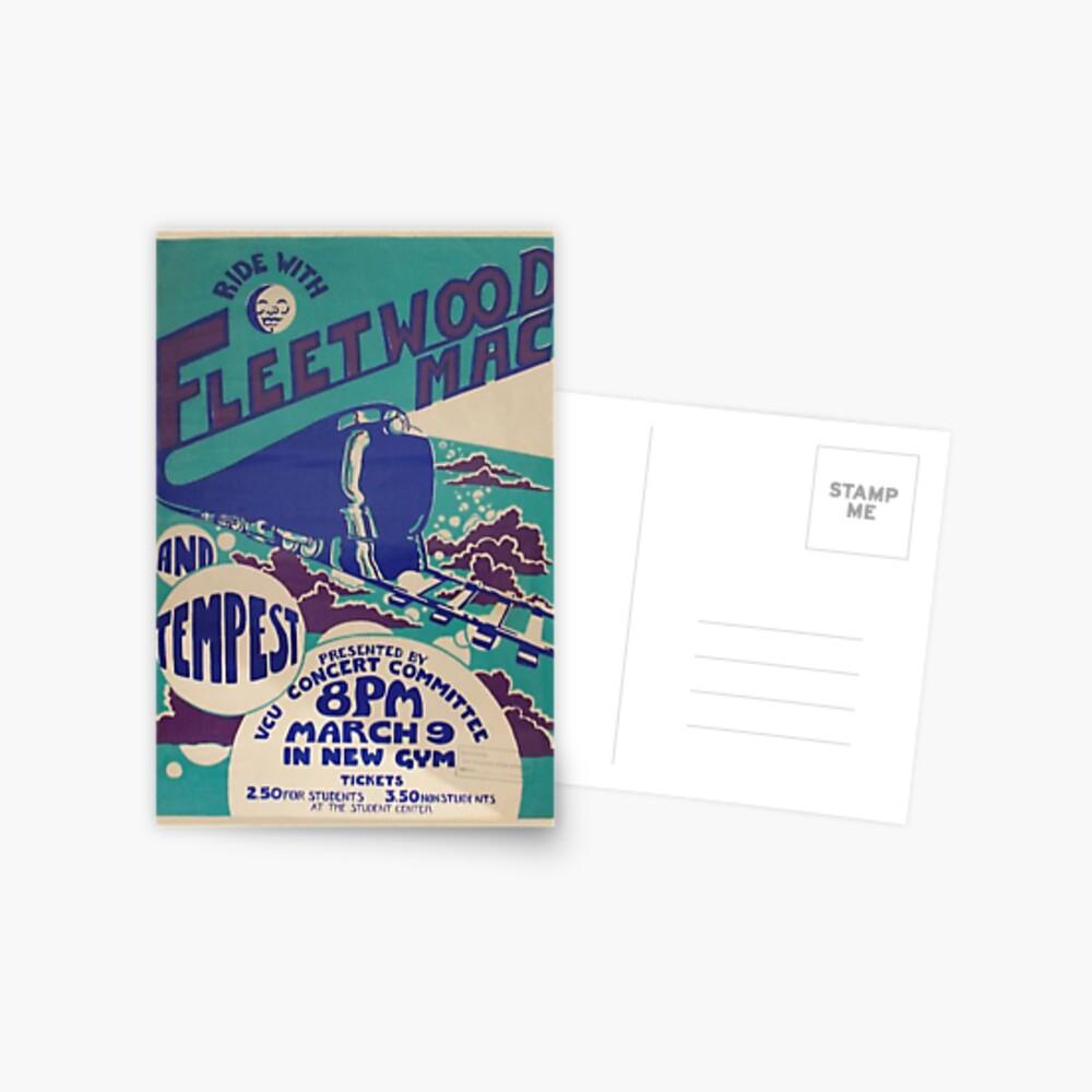 classic rock album Postcard