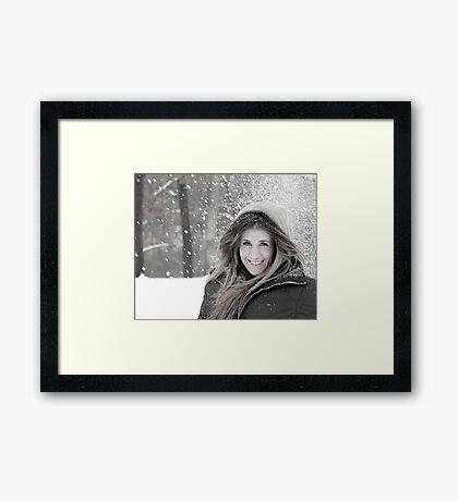 Sunday ~ Funday Framed Print