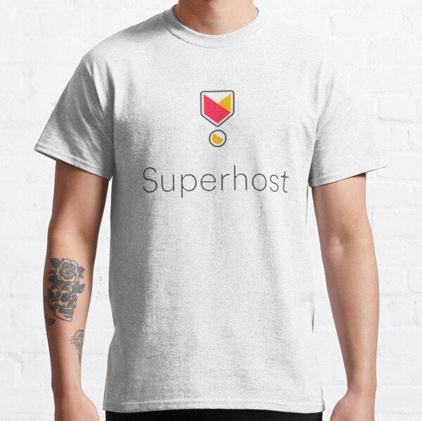 Superhost Classic T-Shirt