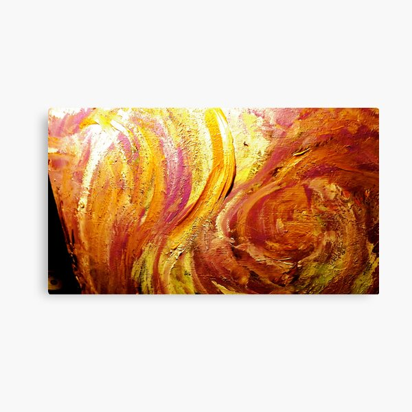 Vortex:  Alaya in Minnetrista Canvas Print
