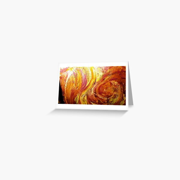 Vortex:  Alaya in Minnetrista Greeting Card