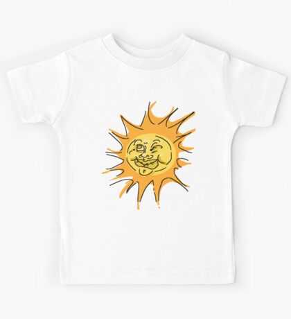 Ugly Sun of a Cosmos Kids Clothes