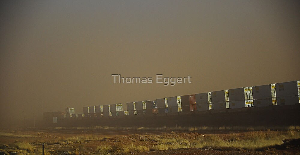 Coming Dust Bowl by Thomas Eggert