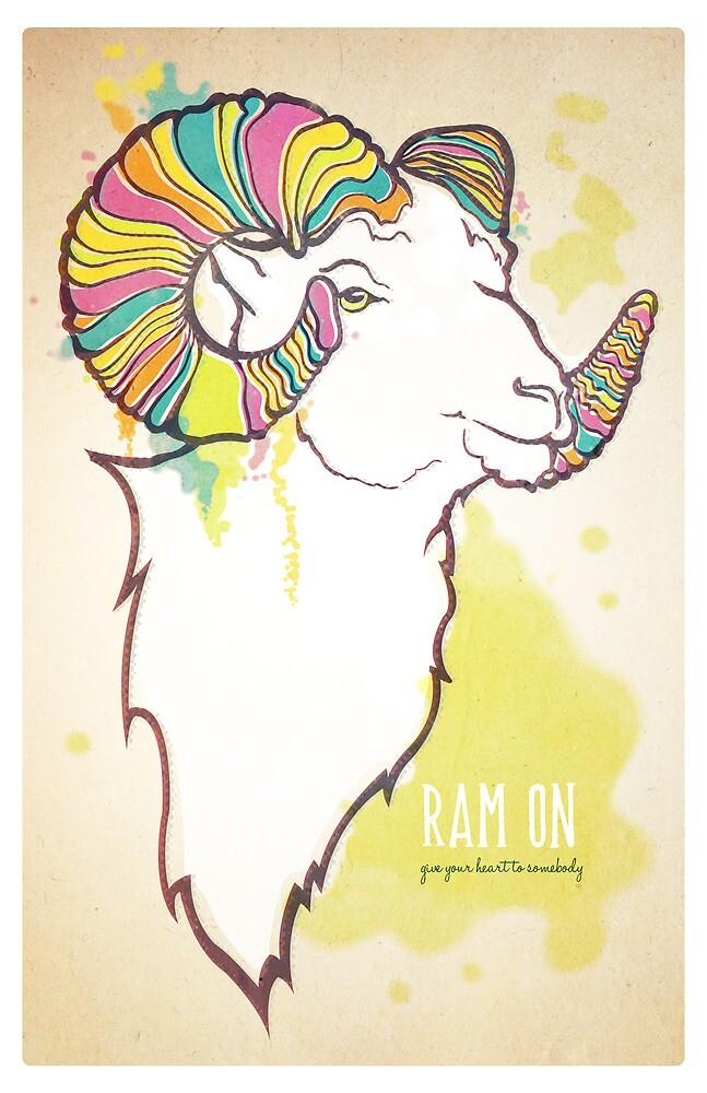 Ram On by beberequin