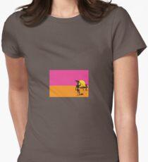 Summer Women's Fitted T-Shirt