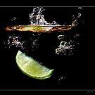 Lime Splash by JayDaley