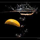 Orange Splash by JayDaley