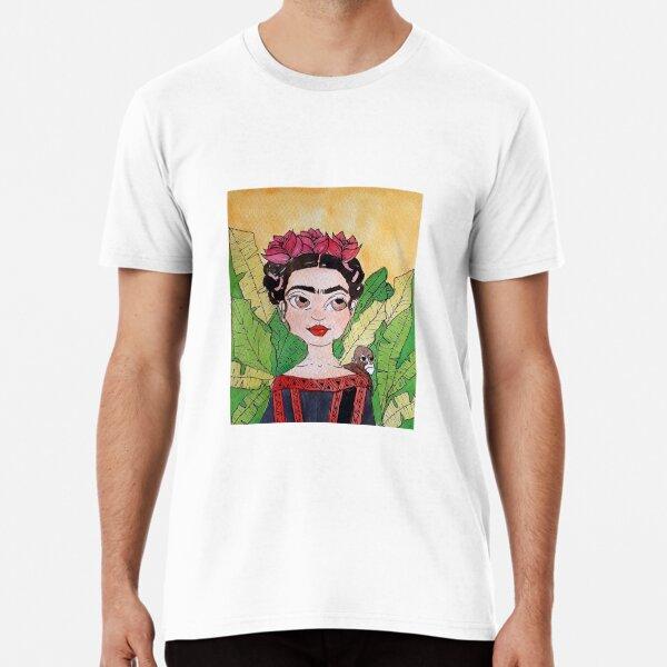 FRIDA AL NEGATIVO Premium T-Shirt