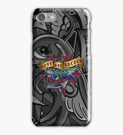 Hope And Anchor (1) iPhone Case/Skin