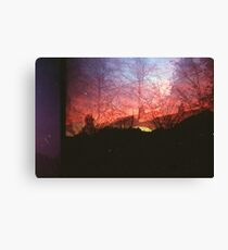 From Dusk Til Dawn Canvas Print