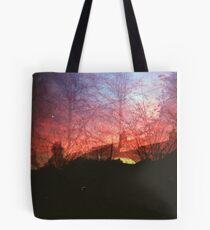 From Dusk Til Dawn Tote Bag