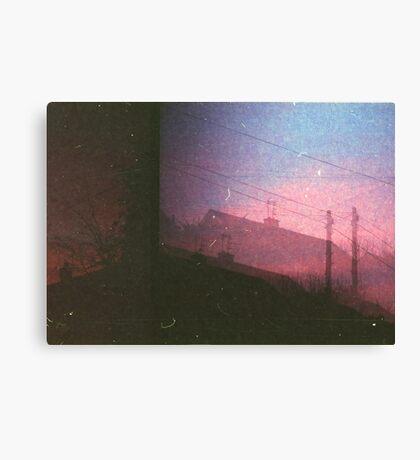 From Dusk Til Dawn (2) Canvas Print