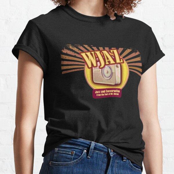 WJAZ Radio Classic T-Shirt