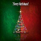 Merry Christmas - Tree Design 01 by cartoon