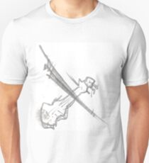 The Violin Unisex T-Shirt