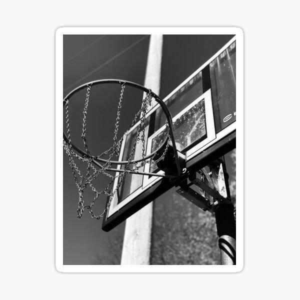 Hoop Dreams Sticker