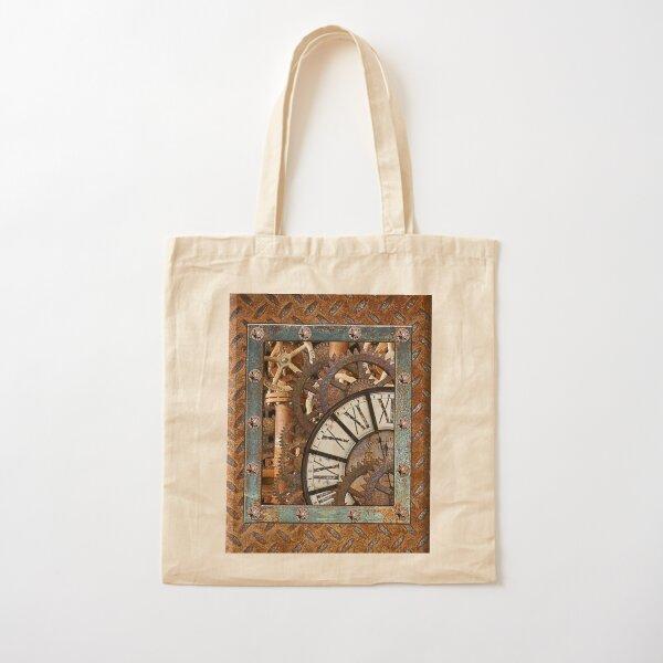 Steampunk Gizmos #1 Cotton Tote Bag