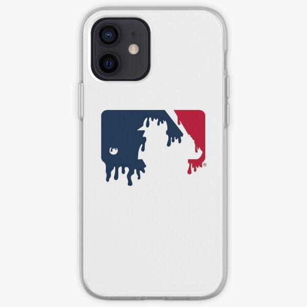 Drippy MLB Logo iPhone Soft Case