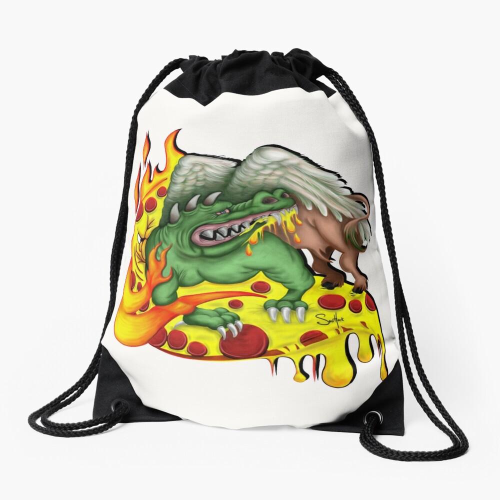 Ragin Cajun Drawstring Bag