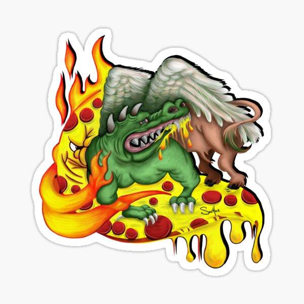 Ragin Cajun Sticker