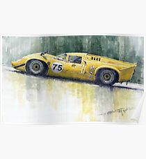 Lola T70 Poster