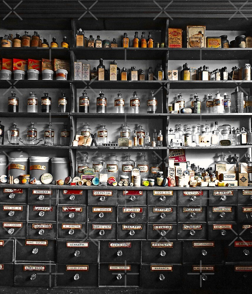 Apothecary by Yampimon