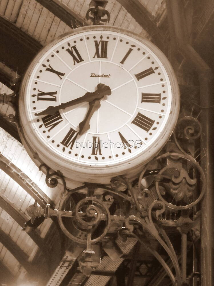 Clockwork by bubblehex08
